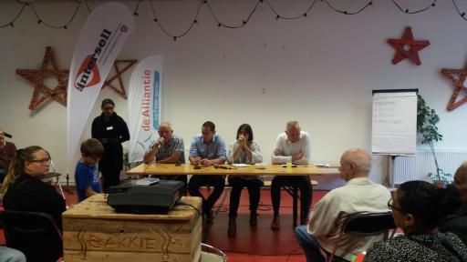 Succesvolle bewonersbijeenkomsten Nieuw Ceram