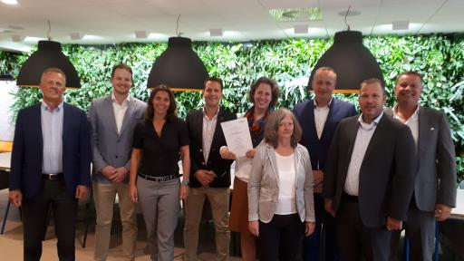 Verlenging contract M&R sequent