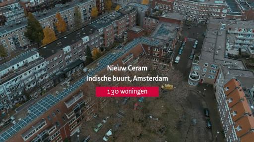 Bewonersparticipatie project Nieuw Ceram