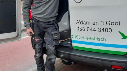 Intersell gaat over op elektrische auto's