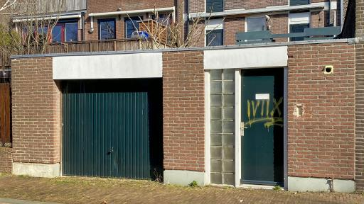Transformatie leegstaand gebouw naar 7 studio's voor jongeren