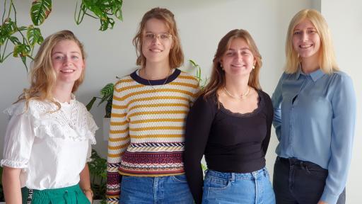 Samenwerking met Hogeschool van Utrecht