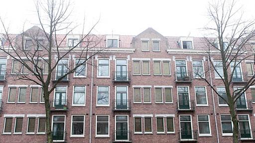 Trappenhuizen Zeeburgerdijk Amsterdam
