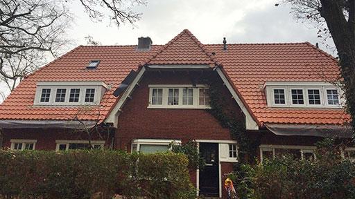 Renovatie 47 woningen Bloemendaal