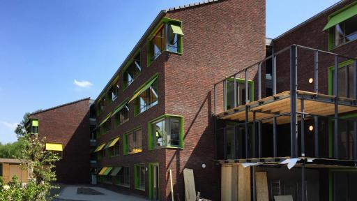 Woonzorg complex Lorentzhof Leiden