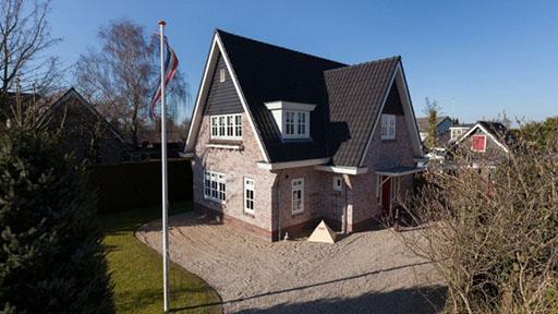 Vrijstaand woonhuis en gasthuis Loosdrecht
