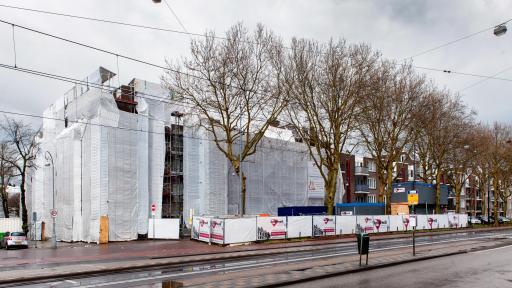 130 woningen Nieuw Ceram Indische buurt Amsterdam