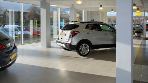 Opel garage Fred Janssen Naarden