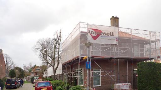 Renovatie 14 woningen Bloemendaal