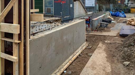 Nieuwbouw 8 appartementen op bestaand complex Burmandwarsstraat Amsterdam