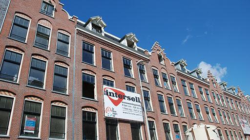 54 Woningen Jacob van Lennepstraat Amsterdam